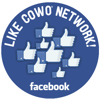 Pagina Facebook Coworking Cowo