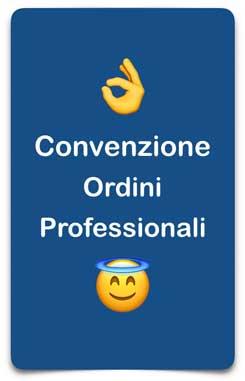 Convenzione Ordini Professionali Torino Coworking Center