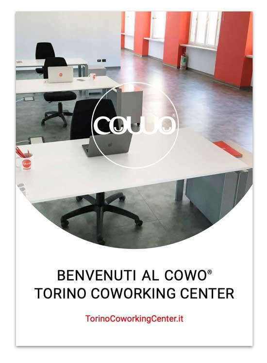 Presentazione Torino Coworking Center