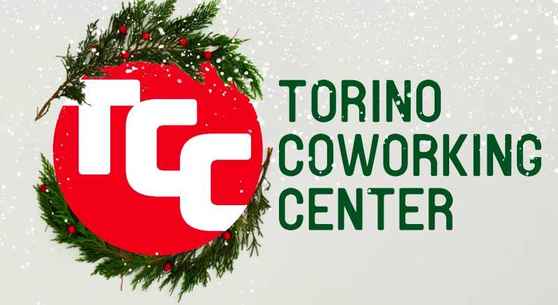 Natale al Torino Coworking Center: auguri a tutti!