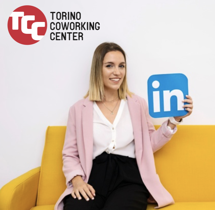 Torino Coworking Center su Linkedin