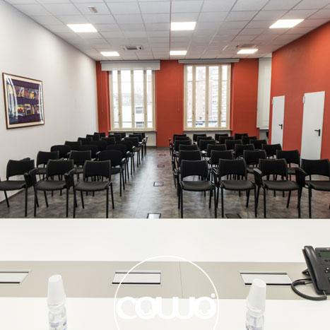 Sala conferenze torino