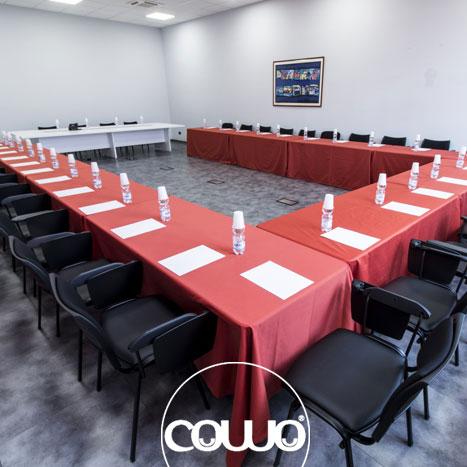 Sala riunioni grande Torino Coworking