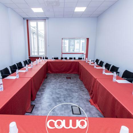 Sala Conferenza Torino Coworking