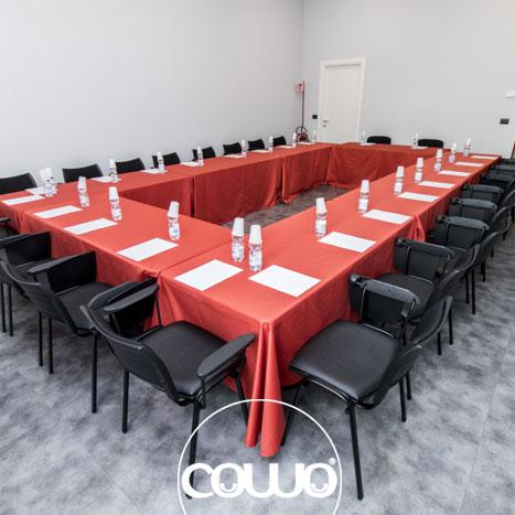 Sala Conferenze Cowo Torino Coworking