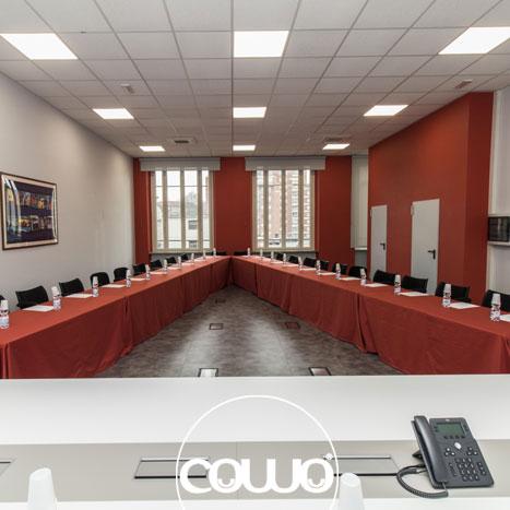 Aula Conferenza Torino Coworking