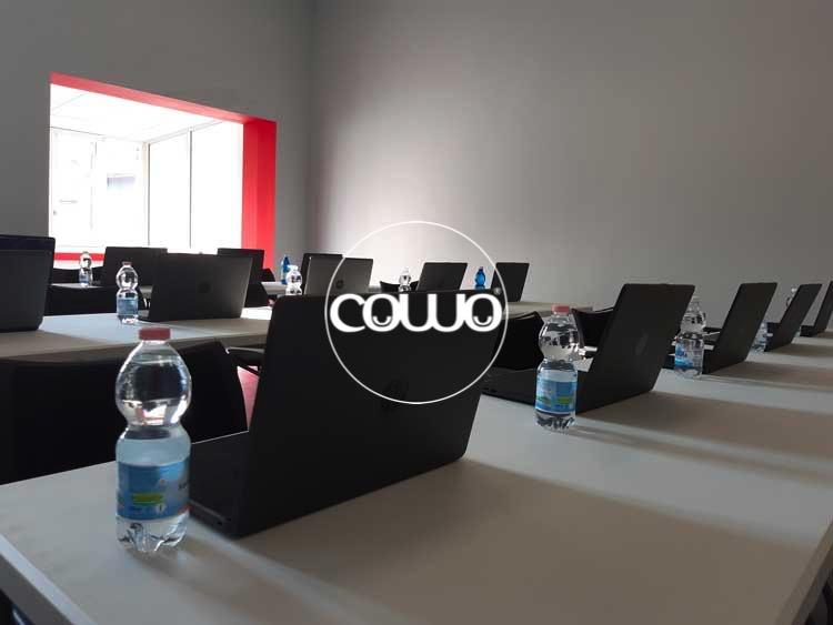 Sala Informatica Torino Coworking Center
