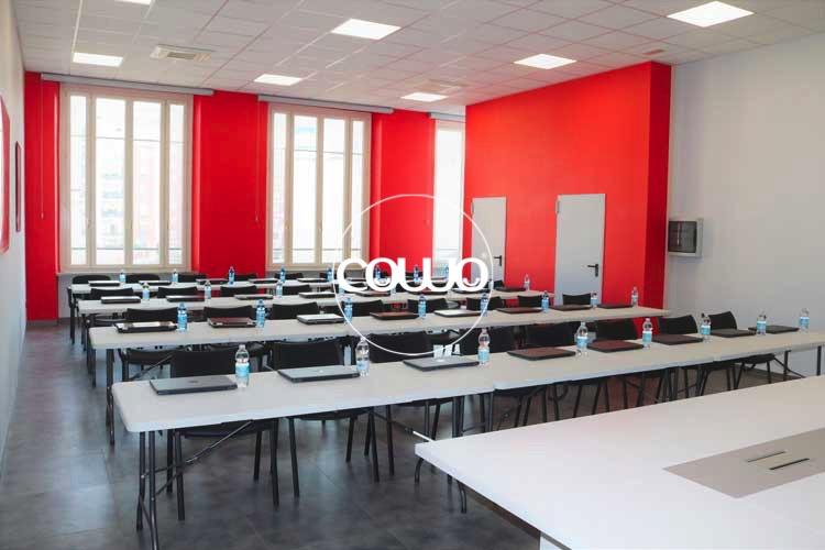 Sala Informatica Cowo Torino